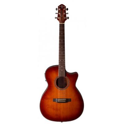 Обзор акустической гитары Crafter HiLite TE/VTG
