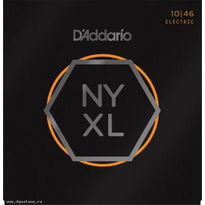 Обзор струн нового поколения D'Addario NYXL.