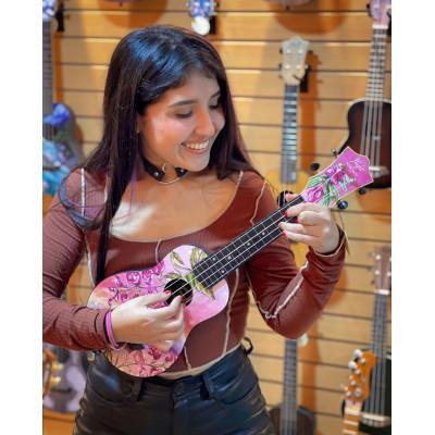 Подписная укулеле Алены Швец – теперь и в Южной Америке!